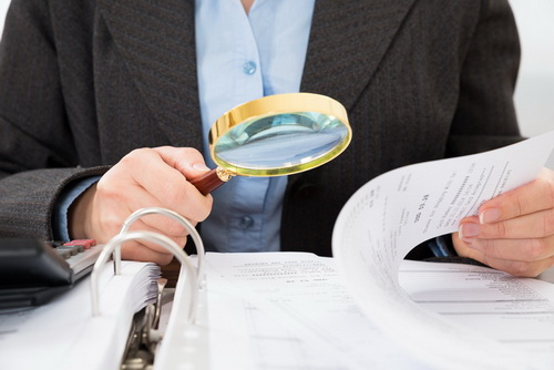 Перевірка правильності внесення первинних документів в облікову систему