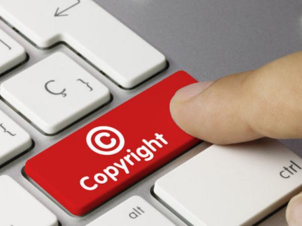 реєстрація авторського права